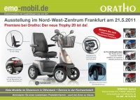 Elektromobile-Aktion am 21.5.2011 im Nord-West-Zentrum Frankfurt